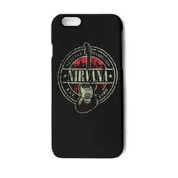 $enCountryForm.capitalKeyWord UK - Rock Band Album Style Shock Phone Case For Iphone 5s 6s 6plus 6splus 7 7plus 8 X Samsung Galaxy S6 S6ep S7 S7ep S8 S9
