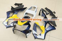 $enCountryForm.capitalKeyWord Australia - New Injection ABS motorcycle fairings kit for HONDA CBR 929RR 929 2000 2001 CBR929RR 00 01 CBR 900RR fairings parts set custom yellow blue