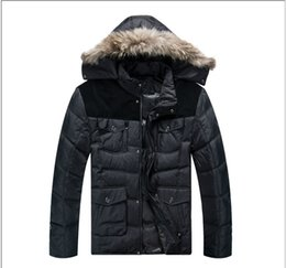 Clothes bust online shopping - Warm winter cm bust male thickening down coat men s clothing jacket super large plus size XL5XL6XL7XL8XL9XL10XL11XL12XL13XL