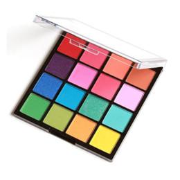$enCountryForm.capitalKeyWord UK - 16 Colors SET Professional Women Eye Shadow Makeup Cosmetic Powder Waterproof Long Lasting Smoky Eyeshadow Palette Makeup Tool