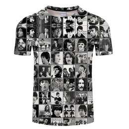 e45ec065 Beatles T Shirts Men Australia - England The Beatles Newest Style Funny Hot  Fashion T Shirt