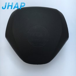 Free wheel sport online shopping - Car SRS Airbag Cover For Mitsubishi Outlander Sport ASX Driver Steering Wheel Air Bag Cover Emblem Logo Include