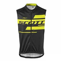 $enCountryForm.capitalKeyWord NZ - New 2019 SCOTT Men Cycling Jersey Sleeveless Bicycle Shirts Breathable Mountain Bike Outdoor Clothing Maillot Ropa Ciclismo A23135