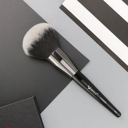 Hair Powders Australia - Big Powder Makeup Brushes 801# 1 Piece Soft Synthetic Hair Brush For Makeup