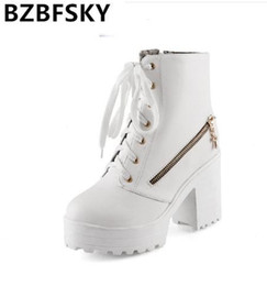f93c8b70f2a Shop White Ankle Block Heels UK | White Ankle Block Heels free ...