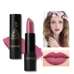 $enCountryForm.capitalKeyWord NZ - DHL FREE 8 Colors Moisturizing Smooth Lipsticks Makeup Matte Shimmer Waterproof Long Lasting Sexy Lips Stick Gloss Cream Cosmetics Set