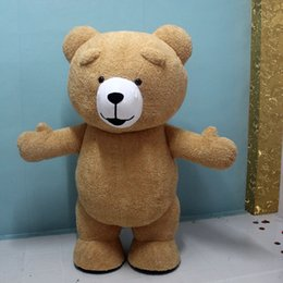 inflatable bear Australia - 2019 New Mascot Bear Inflatable Costume Customize Adult Suitable For Teddy Bear Mascot Costume Animal
