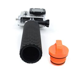 Discount 4k gopro - 2019 Best selling 4K sports camera buoyancy stick diving rod floating rod selfie stick gopro hero4 3+