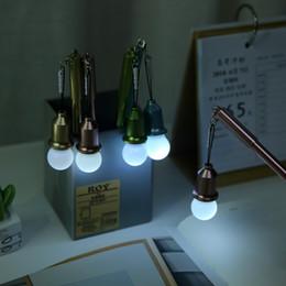 $enCountryForm.capitalKeyWord Australia - creative light bulb gel pen Student cute pendant imitation metal color black pen