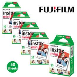 $enCountryForm.capitalKeyWord Australia - 50 sheet Fujifilm Instax Mini 8 film for Fujifilm Instant Mini 9 7s 25 50s 90 Film Camera Fuji Instax White Edge Photo Paper
