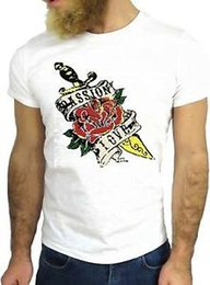 $enCountryForm.capitalKeyWord Australia - T shirt Jode z3345 Passion Love Knife Roses Vintage Funny Cool Fashion ggg24