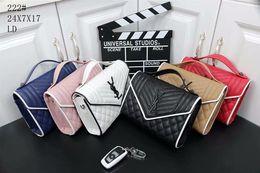 Discount choice cell phone - 2019 high-end shoulder bag fashion pop elements handbags charm ladies clutch bag cosmetic bag display best choice 6 colo