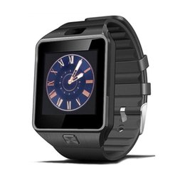 Smart Watch 3g Sim Card Australia - QW09 Smart watch DZ09 Android Upgrade Bluetooth Mobile phone Smartwatch Support Wifi 3G SIM Card Play Store Download APP