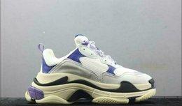 $enCountryForm.capitalKeyWord NZ - orthopedic sandals comfortabl Dad Shoes Paris Triple S Orange Mint Green Sports Casual Shoes Women Men Chaussures Platform Sneakers c02