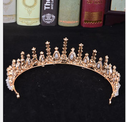 $enCountryForm.capitalKeyWord Australia - Headdress Bride Chinese Simple Atmosphere 2019 New Antique Wedding Dress Phoenix Crown Step Shake Hair Ornament