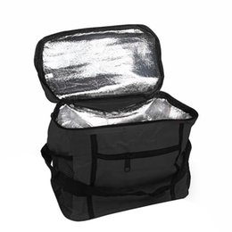 $enCountryForm.capitalKeyWord Australia - 10L Outdoor Camping Picnic Bag Box Foldable Aluminum Foil Insulated Package Ice Lunch Bags Folding Insulation Storage Bag