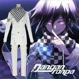 Wholesale cosplay custome online – ideas Dangan Ronpa Full Character Cosplay Costumes Custome Size