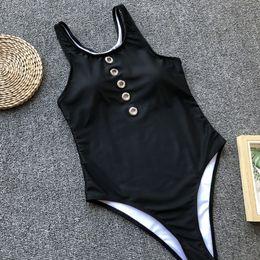 Waist Piercing Australia - Bikini 2019 new combination swimsuit ladies eye-piercing hot selling foreign trade fashion Women's Swimwear