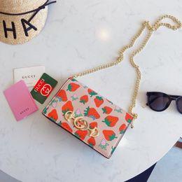 Luxury Chains Australia - Hot! Luxury women s one-shoulder bag, designer women s chain bag, s cross genuine leather handbags handbag shoulder bags
