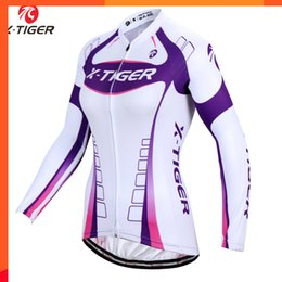 $enCountryForm.capitalKeyWord Australia - X-tiger Pro Women Cycling Jersey Autumn Mtb Bike Wear Bicycle Clothes Long Sleeve Womens Cycling Clothing Ropa De Ciclismo