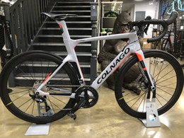 Complete road bike biCyCle online shopping - 2019 colnago Complete bike Bicycle With Ultegra R8010 Groupset For Sale mm carbon road wheelset matte