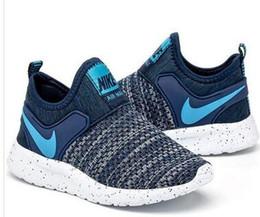 Ingrosso Sneakers da bambino sneakers da ragazzo scarpette da corsa per bambini scarpe da ginnastica per bambini traspiranti scarpe da uomo scarpe europee misura: 25-36 01
