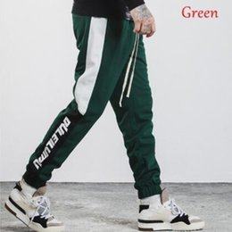 $enCountryForm.capitalKeyWord Australia - wholesale 2019 Hot Sale Man Spring Autumn Running Sport Trousers Male Fit Sports Fashion Sweatpants Quick Dry sports pants for