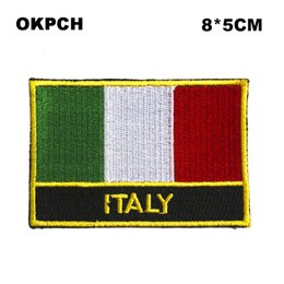 $enCountryForm.capitalKeyWord UK - Free Shipping 8*5cm Italy Shape Mexico Flag Embroidery Iron on Patch PT0206-R