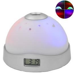 $enCountryForm.capitalKeyWord UK - Time Kids Mini Clock Projection Night Light Alarm Colour Change LED Display Children Room