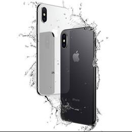 $enCountryForm.capitalKeyWord Australia - Refurbished Unlocked Original Apple iPhone X NO face ID Hexa Core 64GB 256GB 5.8inch Dear Rear Camera 12.0MP refurbished phone