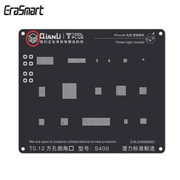 $enCountryForm.capitalKeyWord Australia - Qianli 3D Black Stencil Universal Power Logic Stencil for iPhone 5 5S 6 6P 6S 6SP 7 7P 8 8P X Power Logic Module Reballing