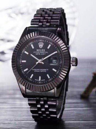 Type waTches online shopping - Log type mm V3 Automatic sweeping movement Watch Men Datejust Stainless Original ClaspPresident Desinger Mens Watches