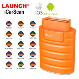 yamaha software Australia - LAUNCH New ICarScan OBD2 Auto Diagnostic Tool With EOBD2+DEMO+5 Free Software Full Systems OBD2 Code Reader Android IOS Better than Easydiag