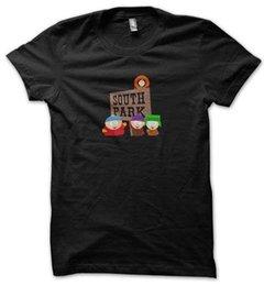 South Park Shirts Australia - SOUTH PARK T-Shirt Black Size S M L XL 2XL 3XL