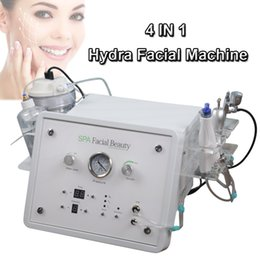 MicroderMabrasion Machines for hoMe use online shopping - Portable hydra facial equipment for dermabrasion Oxygen spray skin care bio lifting face machine home spa used microdermabrasion machine