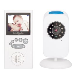 Range Audio Australia - 2.4 inch LCD Wireless Video Baby Monitor with Infrared Night Vision Camera Two-Way Audio,Temperature Monitoring, VOX Or ECO