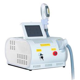Wholesale E-Light SHR OPT IPL Laser Hair Removal Machine Portable Hair Epilator Skin Rejuvenation Salon Use Beauty Equipment