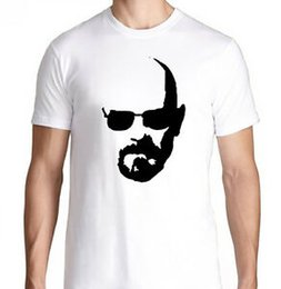 $enCountryForm.capitalKeyWord Australia - WALTER WHITE Short-SSummerve Heisenberg Drawing TV Show cook WHITE Shadow T Shirt