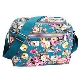 $enCountryForm.capitalKeyWord Canada - Small Women Shoulder Bag Korean Style Fashion Floral Printing Women Messenger Bags Ladies Canvas Bags Mummy Bag PT1195 #94548