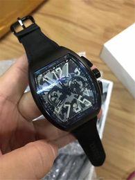 $enCountryForm.capitalKeyWord Australia - Classic stainless steel quartz men's leather watch multi-function design life waterproof sports men's watch