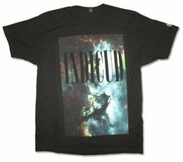kids t shirt images Australia - Kid Cudi Galaxy Stars Image BlaO-Neck T Shirt New Official