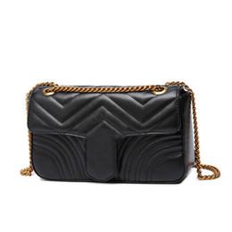 Cell phone purse pattern online shopping - Fashion Love heart V Wave Pattern Satchel Designer Shoulder Bag Chain Handbag Luxury Crossbody Purse Lady Tote bags