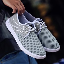$enCountryForm.capitalKeyWord NZ - Free2019 Network Time Noodles Cloth Ventilation Net Low Help Single Shoe Chalaza Sandals Male Mesh Tide Shoes And Slippers New