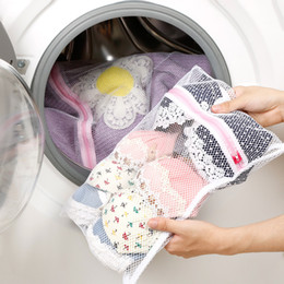Sacs à linge, machine à laver, sous-vêtements, soutien-gorge, sac à linge, sac de voyage, sacs à mailles, sac à linge, sac à linge GGA2109 en Solde
