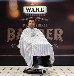 Hair Cut Cloth Australia - Hot Sale Hair Cut Hairdressing Cape Cloth Fashion Stripe Barber Salon Cloth Anti-Static Waterproof