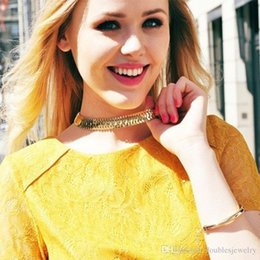 $enCountryForm.capitalKeyWord Australia - A witty dance dance out of the atmosphere and the wind color fashion design flexible texture high-grade atmosphere club chain necklace facto