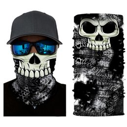 $enCountryForm.capitalKeyWord Canada - Cycling Mask Halloween Riding sweat-absorbent Wet Turban Party Holiday Supplies role-playing Mask 20 Colors To Choose