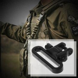 Quick Detach Swivels Australia - Sling Swivel Tactical Bolt Studs QD 300lb Tension Rifle Heavy Duty Quick Detach #663411