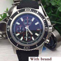 $enCountryForm.capitalKeyWord NZ - Sale Superocean Chronograph 42 BR 1884 Chronomat Colt Black Bezel Aerospacel Men Wristwatches VOLCANO BLACK A13311C9 Mens Watches