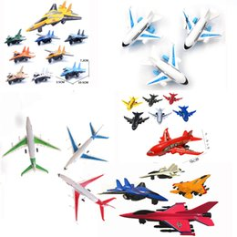 Air helicopter toy online shopping - Multi Styles Warplane Helicopter Air Bus Model Airplane Toy Planes For Children Diecasts Vehicles Toy Kids Educational